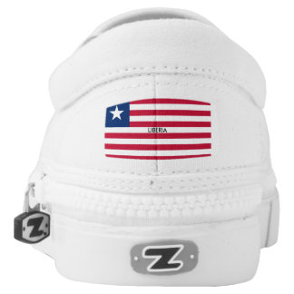 3VCustom Zipz Slip On Shoes, US Men 4 / US Women 6 Printed Shoes