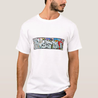 3xl Graffiti t-shirt