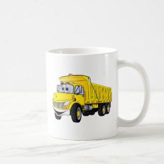 3YA Dump Truck Cartoon Coffee Mug