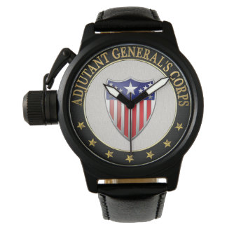 [400] Adjutant General's Corps Branch Insignia [3D Watch