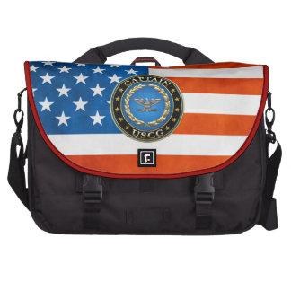 [400] Coast Guard: Captain (CAPT) Bags For Laptop