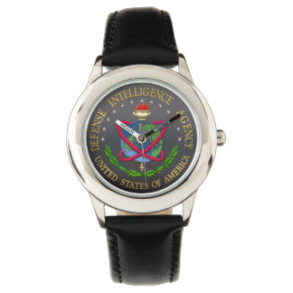 [400] Defense Intelligence Agency: DIA Special Edn Wrist Watch