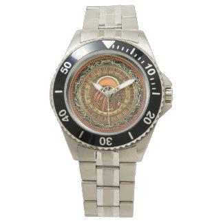 [400] Egyptian Sun God Ra Wristwatch
