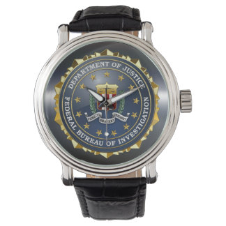 [400] FBI Special Edition Watch