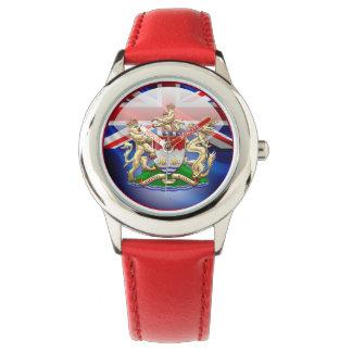 [400] Hong Kong Historical 1959-1997 Coat of Arms Watch