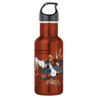 400 Years Don Quixote @QUIXOTEdotTV 532 Ml Water Bottle