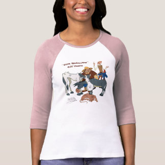 400 Years Don Quixote @QUIXOTEdotTV T Shirts