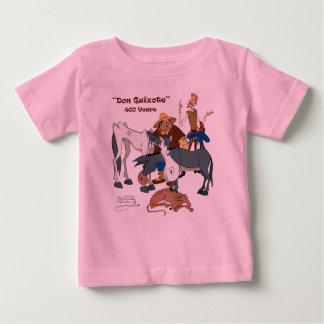 400 Years Don Quixote @QUIXOTEdotTV Tshirts