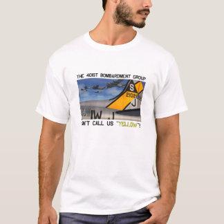 """401st: Don't call us """"yellow!"""" (Dad version) T-Shirt"""