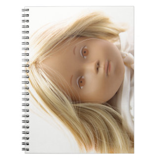 40223 Sasha baby doll Irka note book