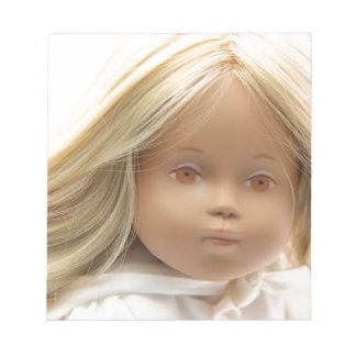 40223 Sasha baby doll Irka note pad