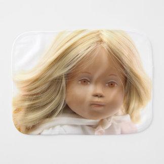 40223 Sasha baby doll Irka spitting cloth Burp Cloths