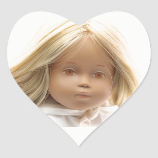 40223 Sasha baby doll Irka sticker sweet heart