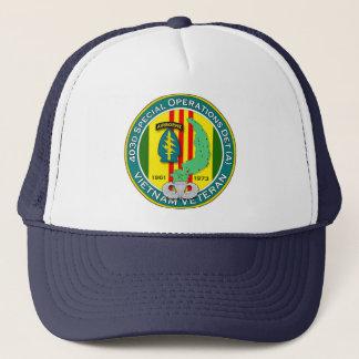 403d SOD-A - ASA Vietnam Trucker Hat