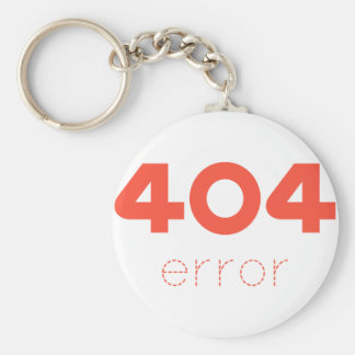 404 error key ring