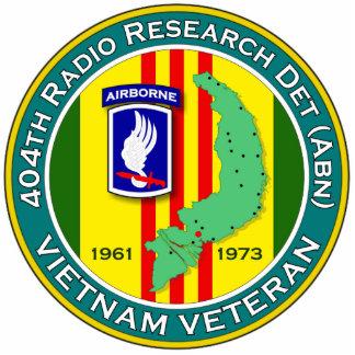 404th RRD-A - ASA Vietnam Cut Out