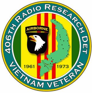 406th RRD - ASA Vietnam Acrylic Cut Outs