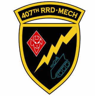 407th RRD - Mech SSI Standing Photo Sculpture