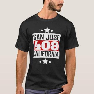 408 San Jose CA Area Code T-Shirt