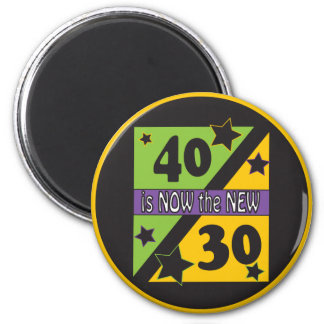 """40"" is Now the New ""30"" 