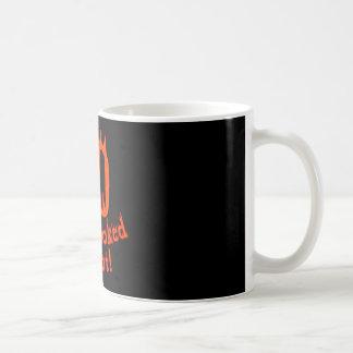 40 Never Looked So Hot Basic White Mug