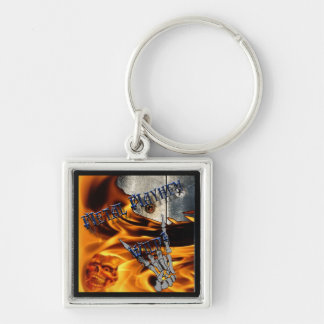 40 Rock Metal Mayhem Key Chain