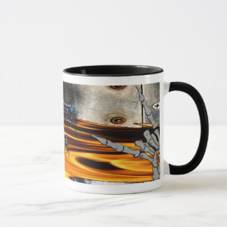 40 Rock Metal Mayhem Mug