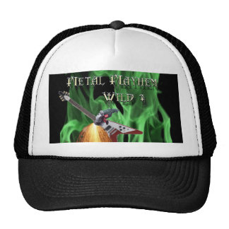 40 Rock Metal Mayhem Show Hat