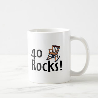 40 Rocks Mugs