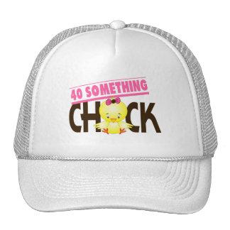 40-Something Chick 1 Trucker Hats