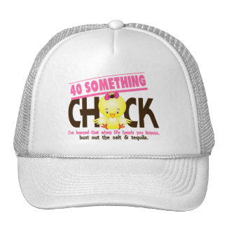 40-Something Chick 4 Trucker Hats