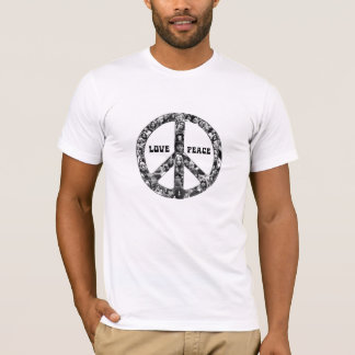 40 Years of Love And Peace T-Shirt