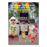 40th, 50th, 60th Customisable Birthday Greeting Card