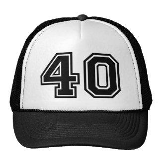 40th Birthday Classic Cap