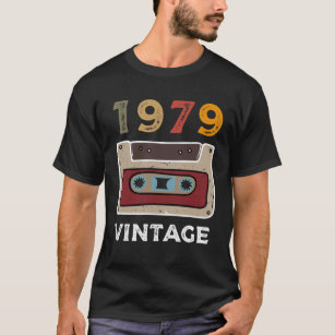 ee30184bc 40th Birthday Gift Vintage 1979 - Man and Woman T-Shirt