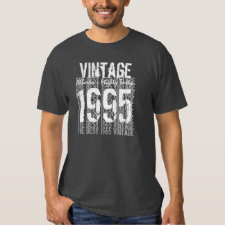 40th Birthday Gift Vintage 1995 Best Year Ever 5 Shirt