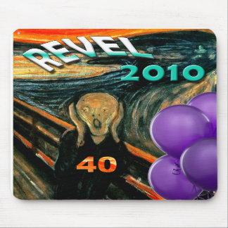 40th Birthday Mouse Pads