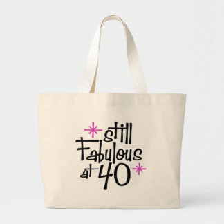 40th Birthday Bag