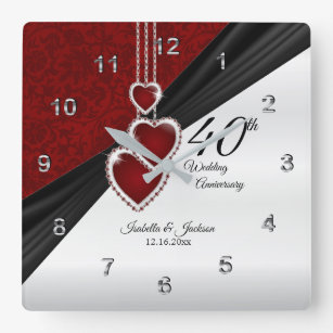 40 Years Of Marriage Gifts on Zazzle AU