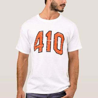 410 (Area Code) T-shirt