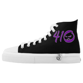 410 Baltimore Charm City Printed Shoes