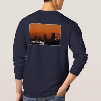 (412)-Skyline T-Shirt