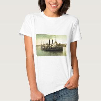 4134 Steamer, State of New York, Bay City, MI Tee Shirt