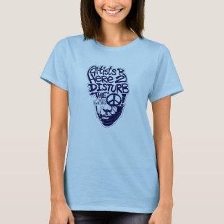 415 Blue Lady T-Shirt