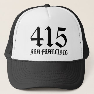 415 San Francisco Hat