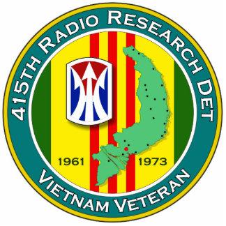 415th RRD 1 - ASA Vietnam Acrylic Cut Outs
