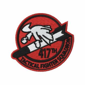 417th TFS Polo W F-4 and Callsign Dark Polo