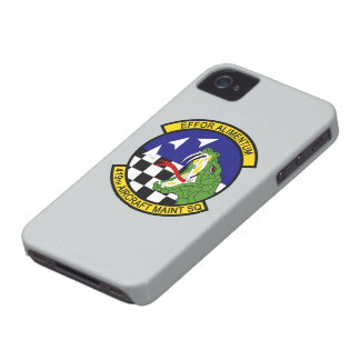 419th Aircraft Maintenance Squadron Case-Mate iPhone 4 Cases