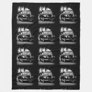 41 Lincoln Limo Fleece Blanket