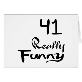 41 Really Funny Birthday Designs Card